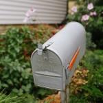 LinenShed-130 MailBox